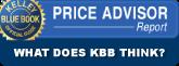 kbb price advisor what does kbb think