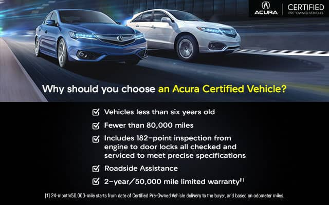 Acura Certified Pre Owned >> Certified Pre Owned Vehicles Dallas Forth Worth Acura Dealers