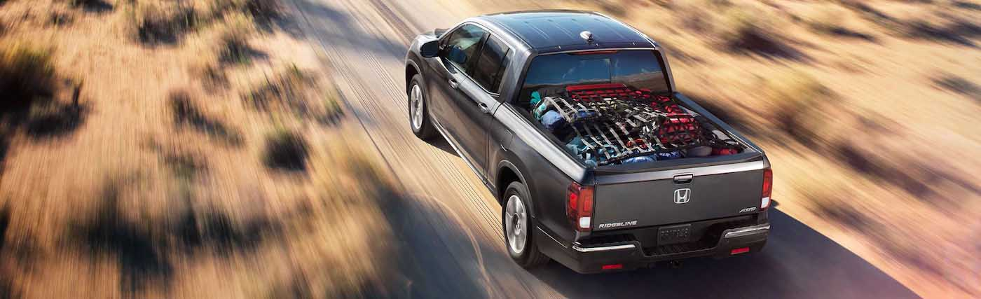 Meet the Honda Ridgeline