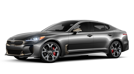 New Stinger at Premier Kia of Kenner