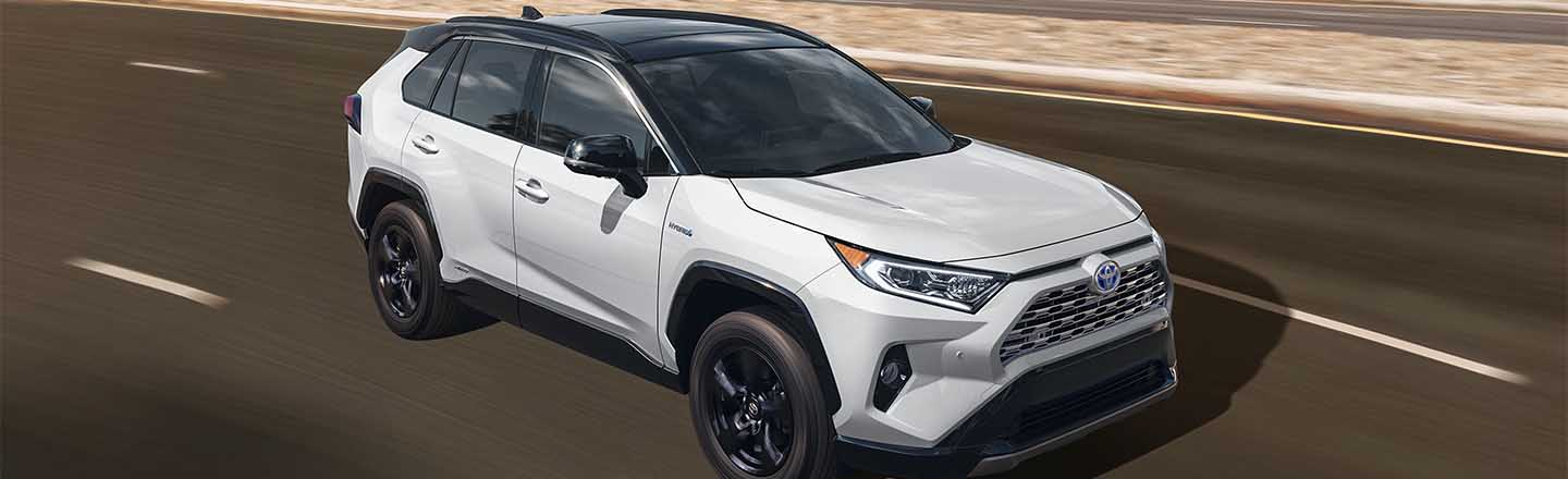 2019 4Runner On Road at Durant Toyota