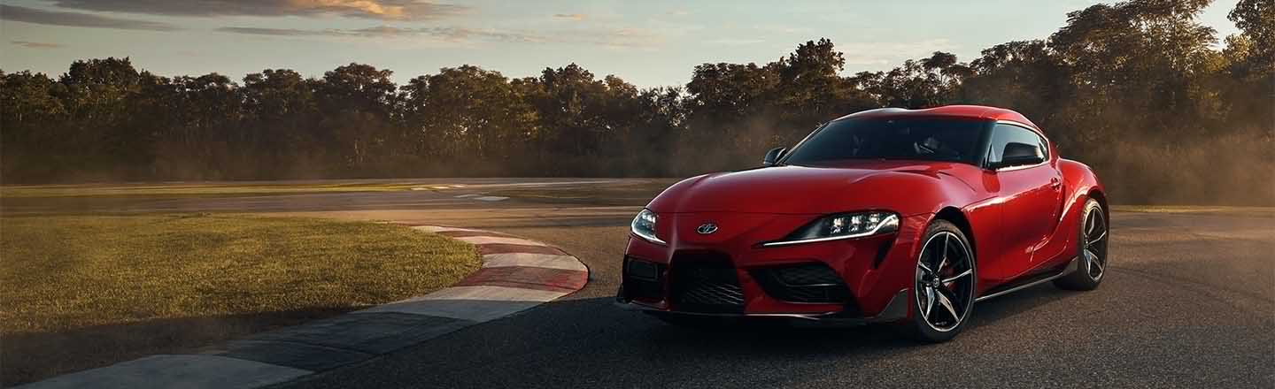 Shottenkirk Toyota of Weatherford | 2020 Supra
