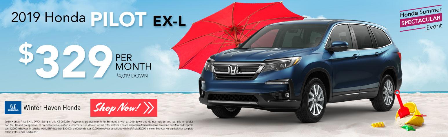 Honda Specials Offers & Deals In Winter Haven, FL   Winter