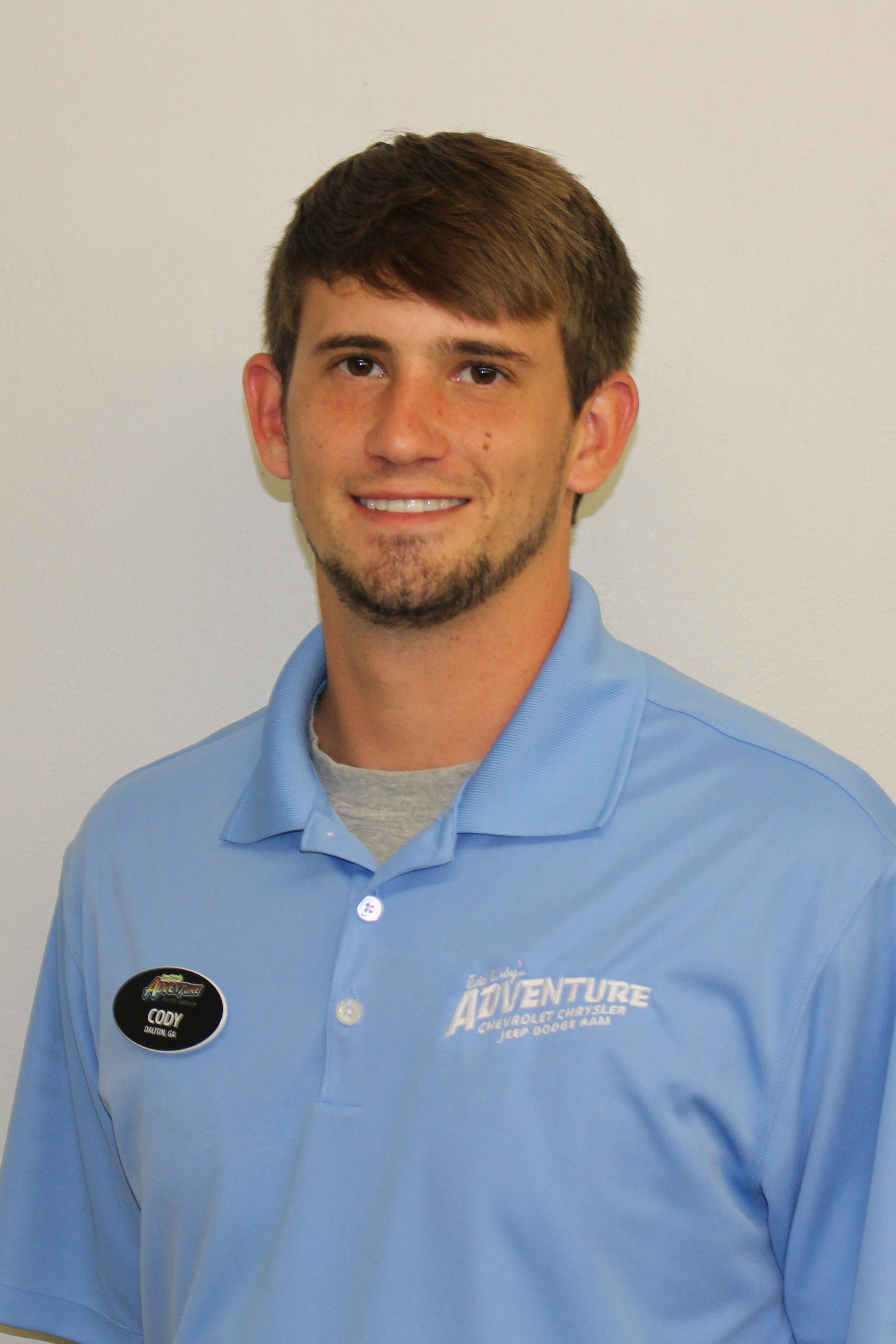 Cody Gibson Bio Image