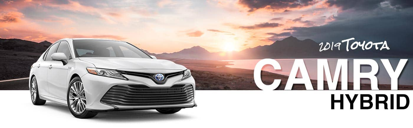 2019 Toyota Camry Hybrid at Shottenkirk Toyota of Granbury