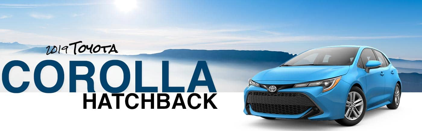 2019 Corolla Hatchback at Shottenkirk Toyota of Granbury