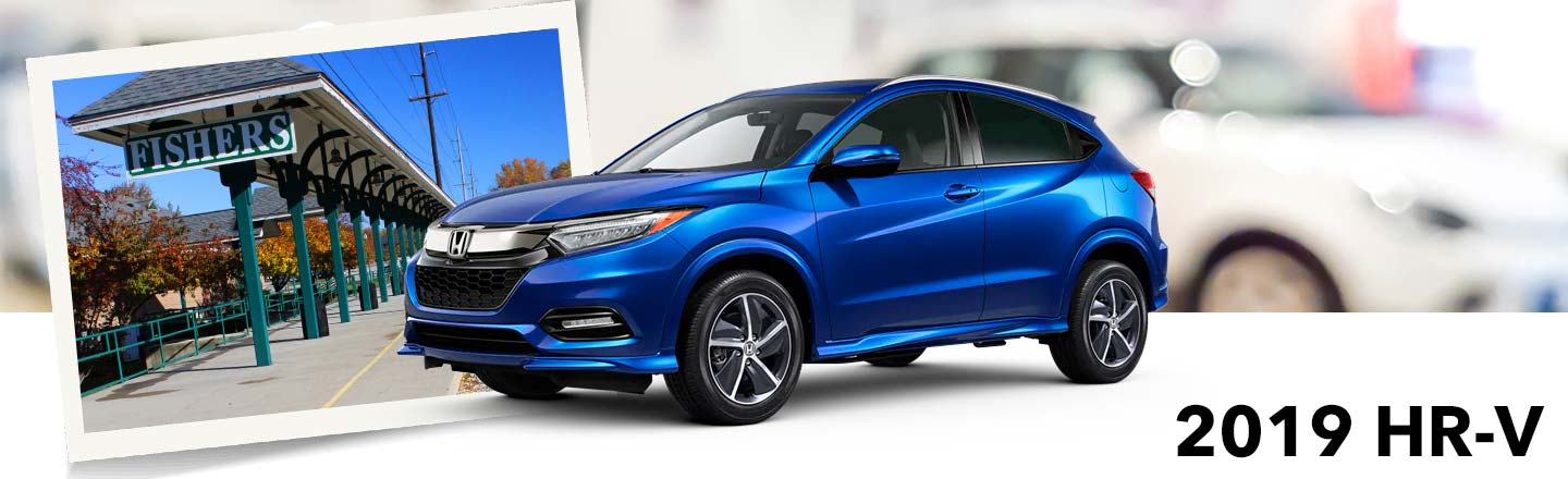 2019 Honda HR-V Crossover in Fishers, IN, Near Noblesville
