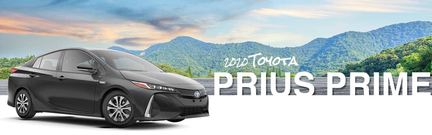 2019 Toyota Prius Prime at Shottenkirk Toyota of Granbury