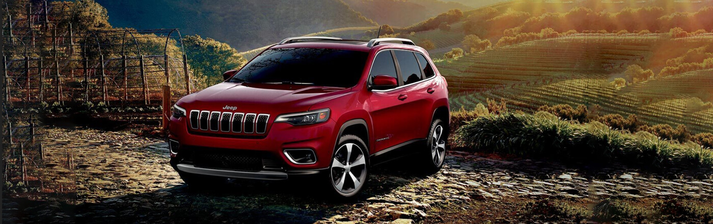 2019 Jeep Cherokee at Community CDJR Bloomington