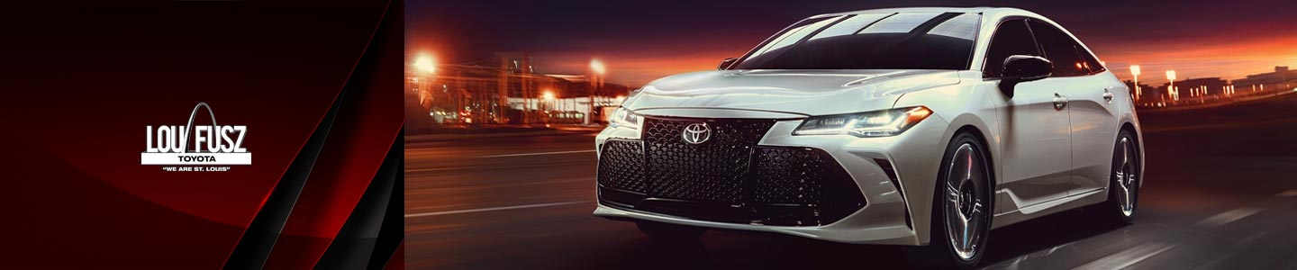 Order Parts for Your Toyota near St. Charles, MO
