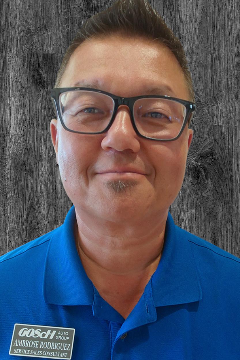 Ambrose Rodriguez Bio Image