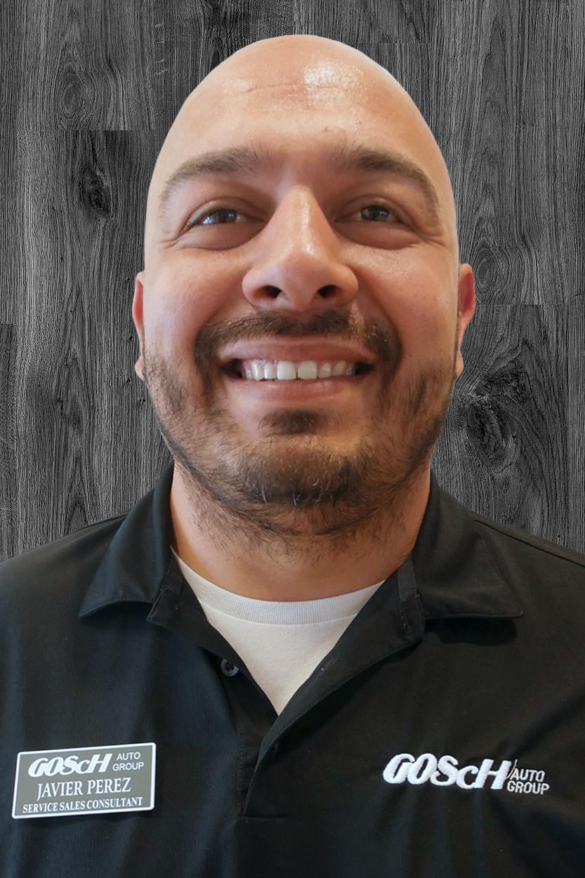 Javier Perez Bio Image