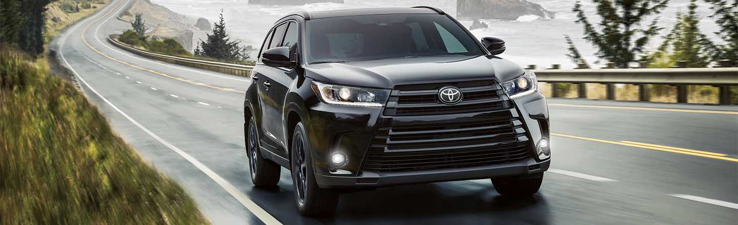 Now Available Is The 2019 Toyota Highlander Hybrid In Gallup, NM