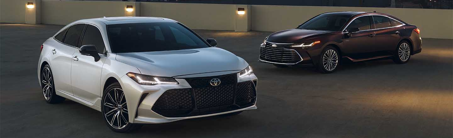 Discover The 2019 Toyota Avalon Hybrid For Sale In St. George, UT