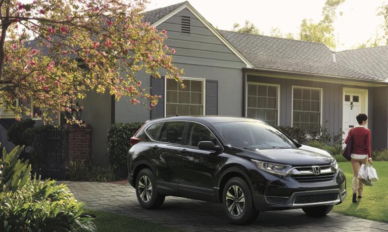 2019 Honda CR-V near home