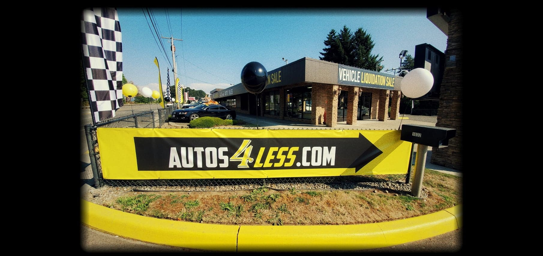 Autos4Less Used Car Dealership