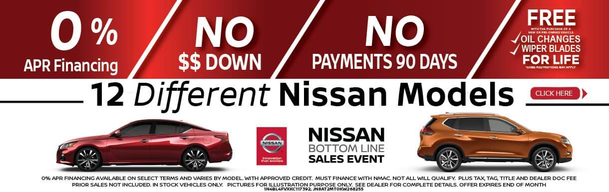 Jim Burke Nissan | Birmingham Nissan | New & Used Car Dealer