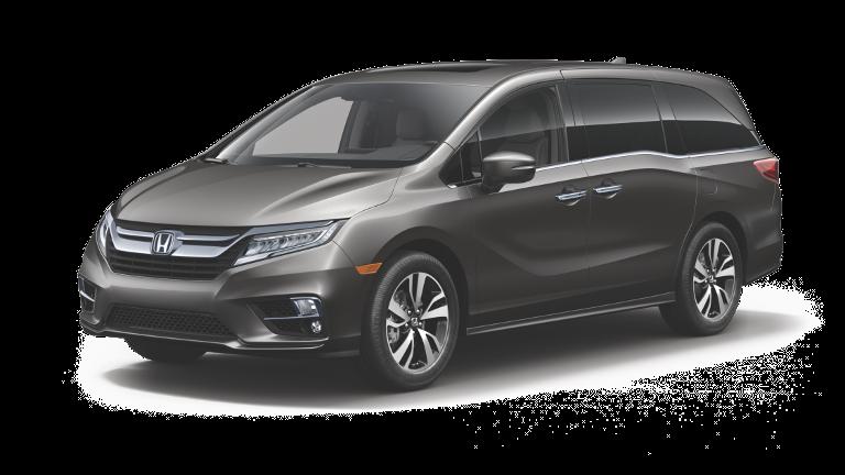 2019 Honda Odyssey Pewter Pacific Metallic