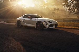 2020 Toyota Supra GR Launch Edition