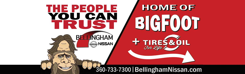 Bellingham Nissan In Washington Nissan Dealership Near