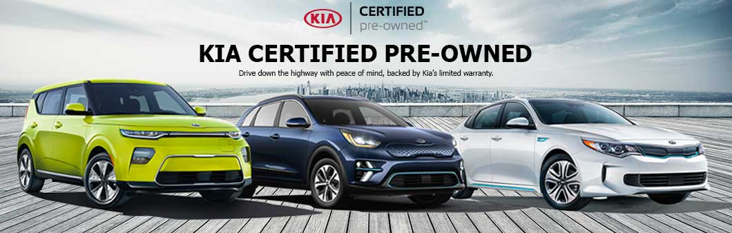 Kia Certified Pre-Owned >> Explore Our Line Of Certified Pre Owned Kia Vehicles L