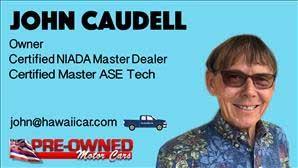 John  Caudell Bio Image