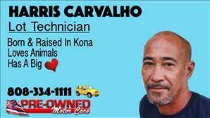 Harris  Carvalho Bio Image