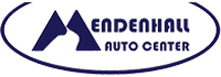 Mendenhall Auto Center logo