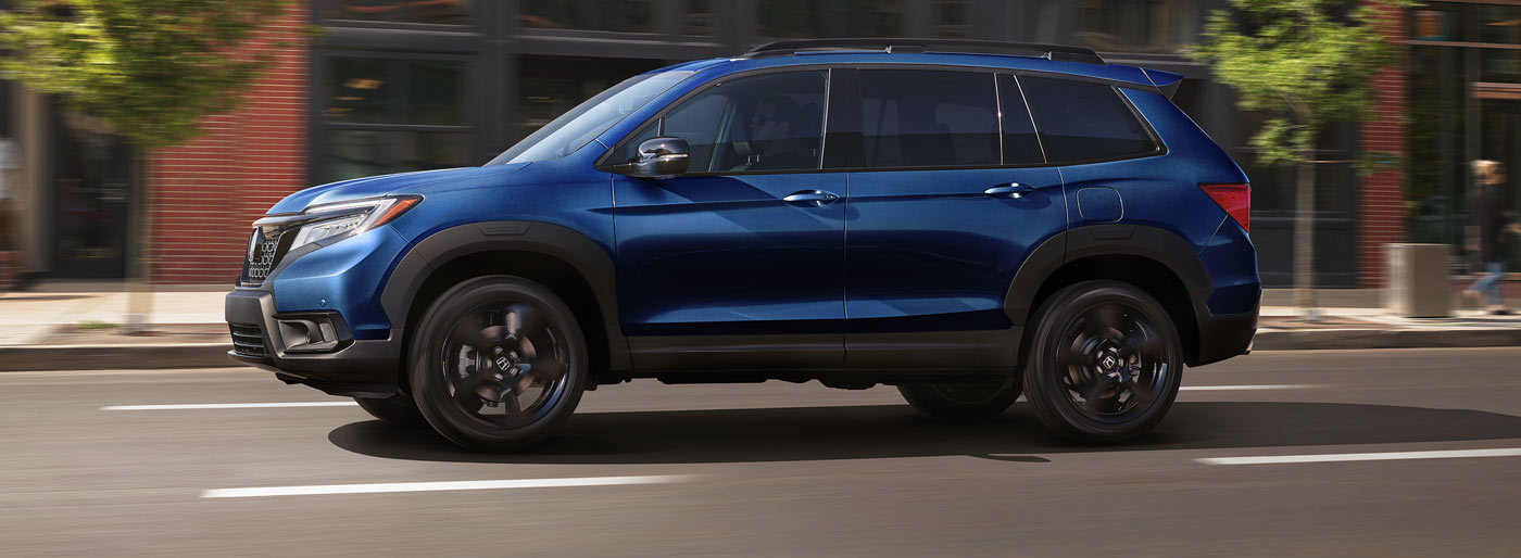 Learn All About The New 2019 Honda Passport SUV In Eatontown