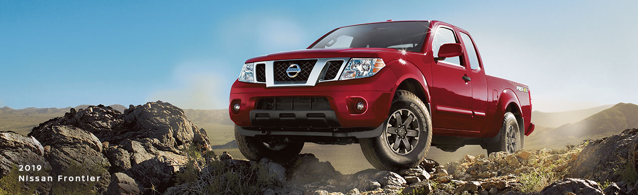 Find The New 2019 Nissan Frontier For Sale In Tifton, Georiga