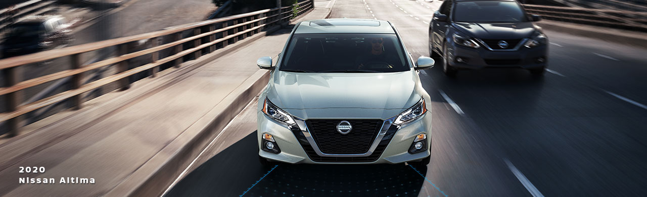 Discover The New 2020 Nissan Altima Lineup In Tifton, Georgia