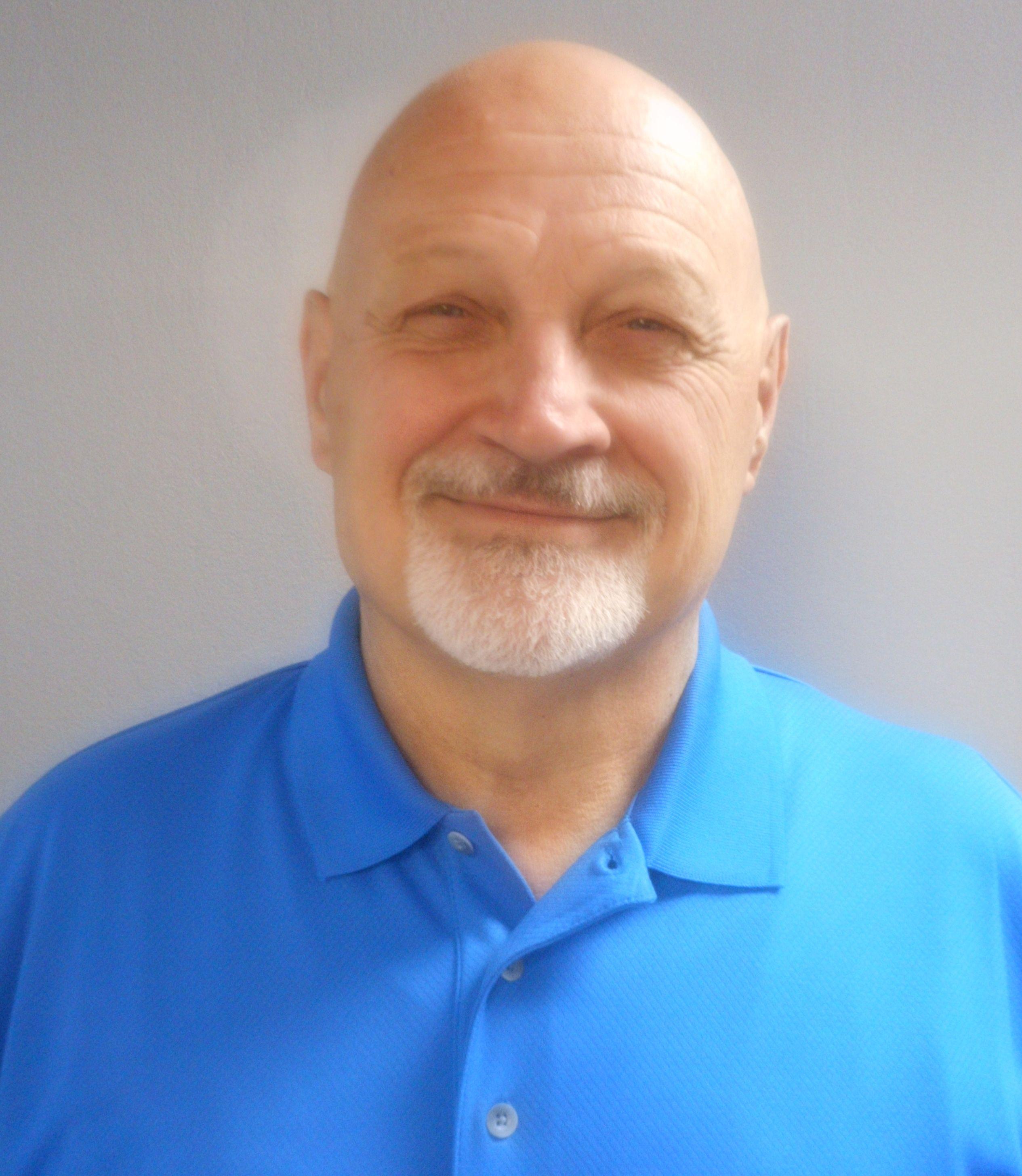 Mike Ganey Bio Image