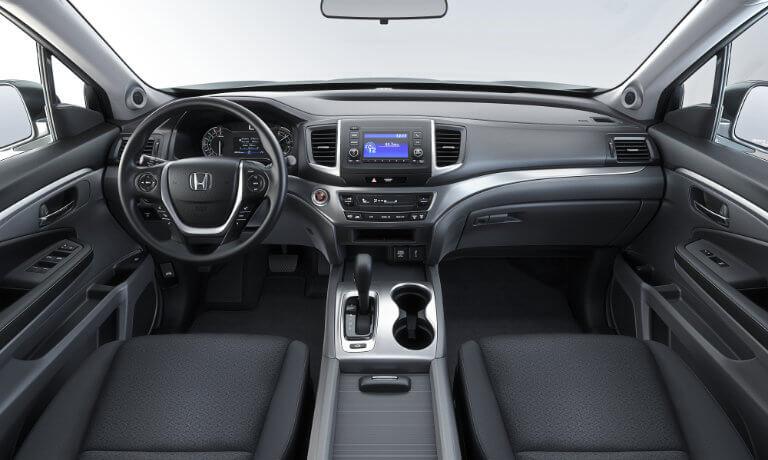 2019 Honda Ridgeline tech