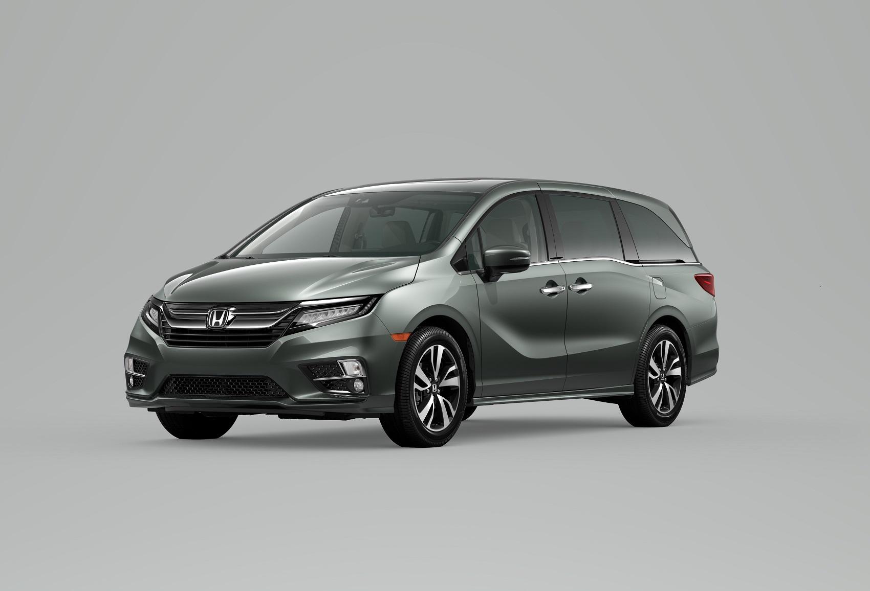 2020 Honda Odyssey Features