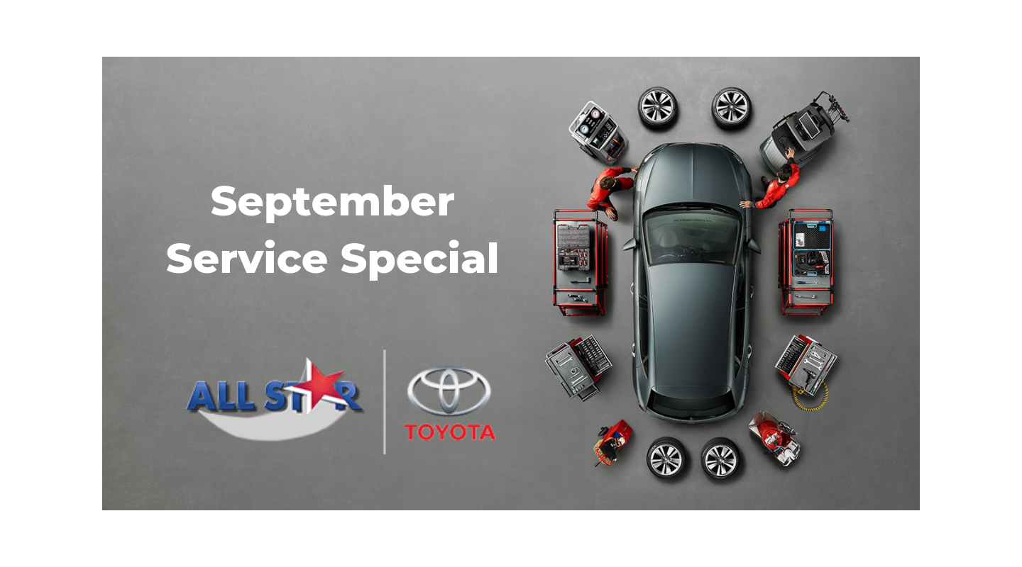 picture regarding Toyota Service Coupons Printable titled Toyota Provider Offers And Promotions All Star Toyota of Baton