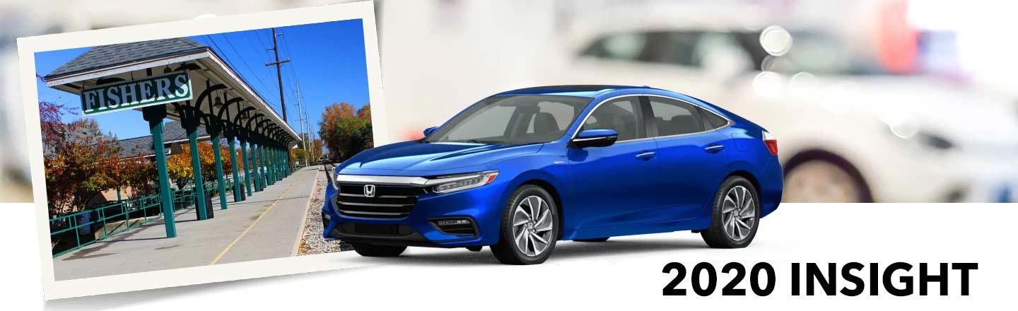 The Innovative 2020 Honda Insight Is Now Available In Fishers, Indiana