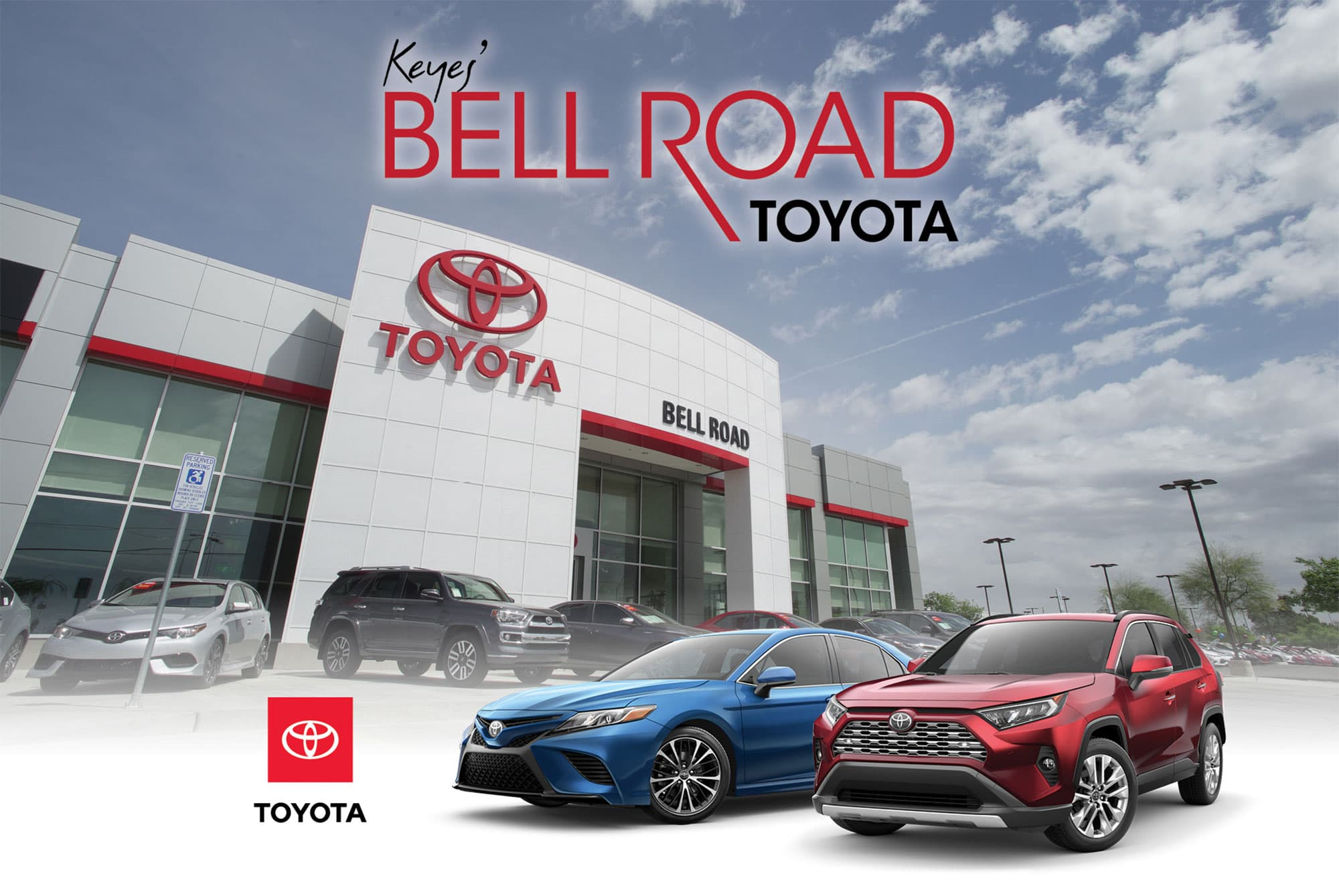 Why Buy at Keys Bell Road Toyota