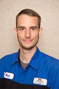 Nicholas  Peters Bio Image