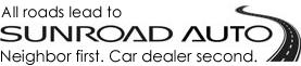 sunroad auto logo