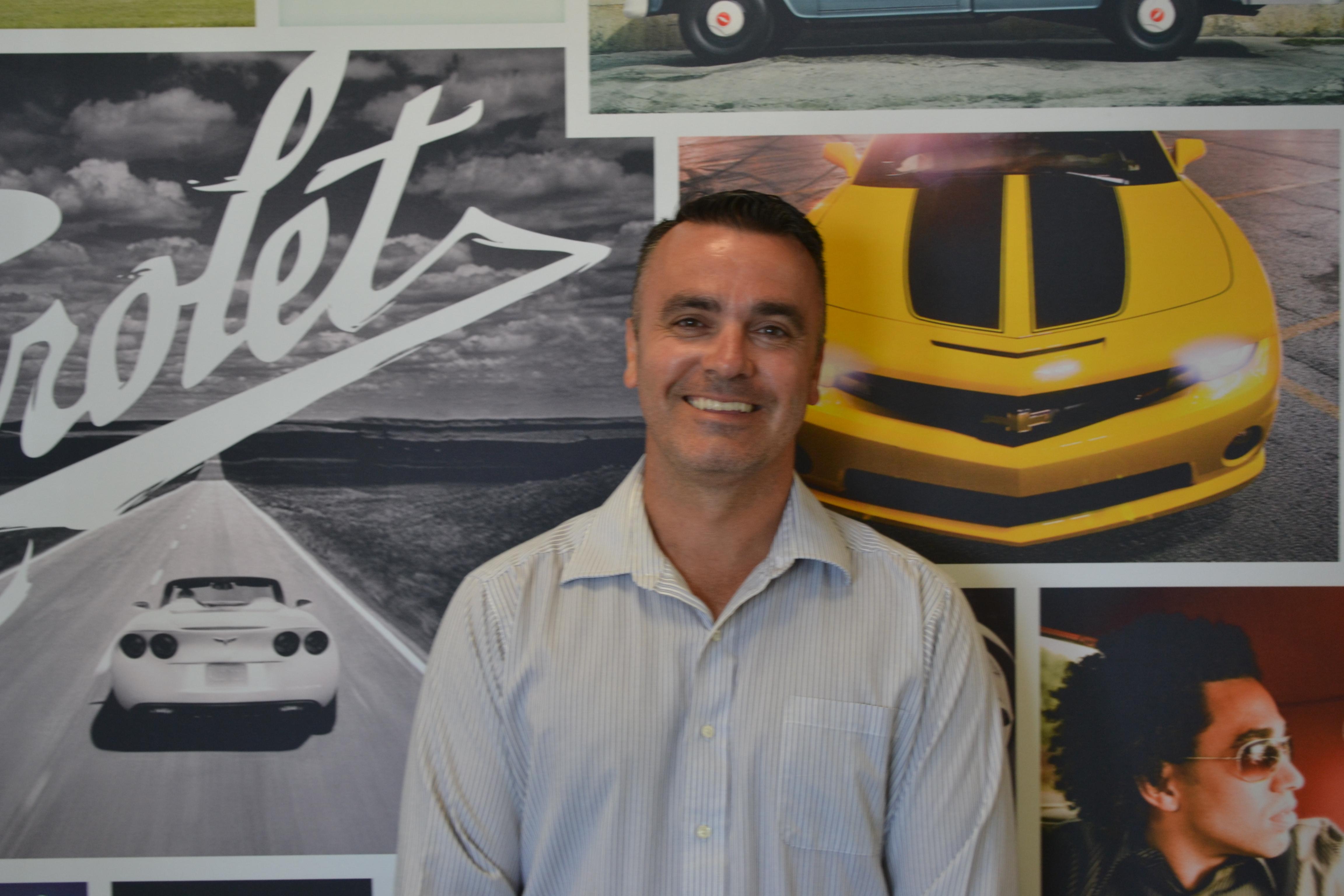 Matt McKee Bio Image