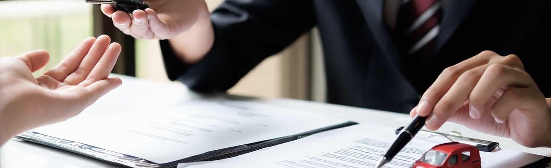 Finance Application for Nassau County, NY, Area Car Buyers