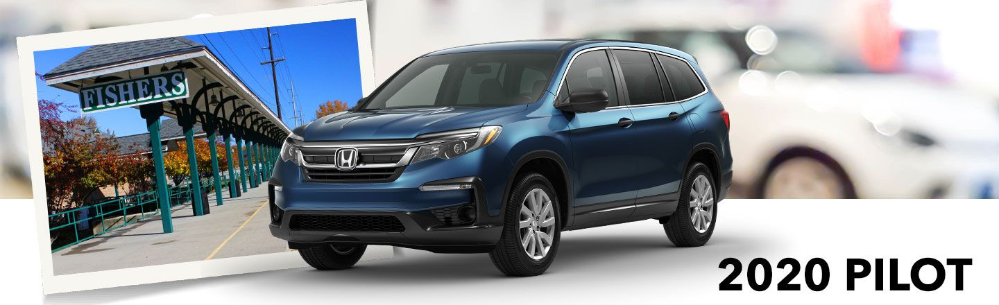 The Stylish 2020 Honda Pilot Fishers, Indiana