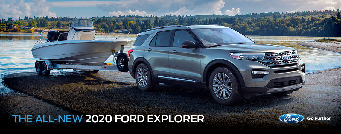 2020 Ford Explorer Preview | Lakewood, WA