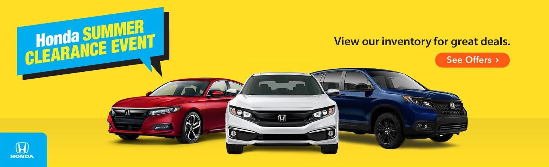 New & Used Honda Dealership | Honda of Fort Myers