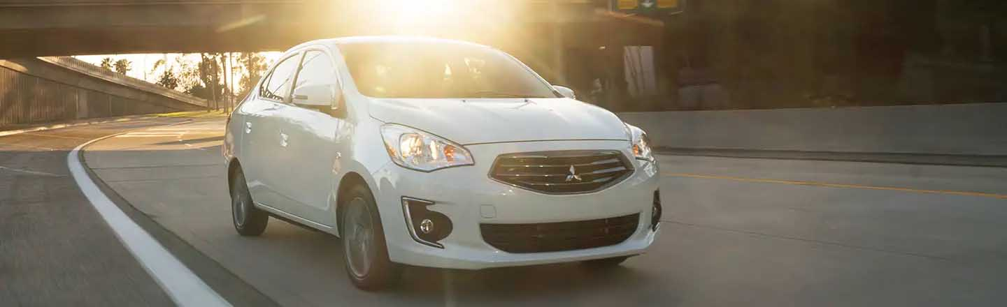 2019 Mitsubishi Mirage G4 Available for Sale Near Kahului, Hawaii