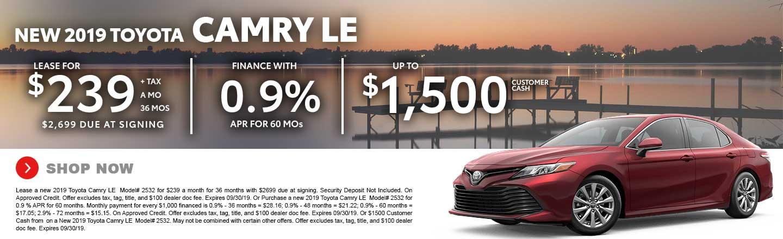 Toyota & Used Car Dealership In Fergus Falls, MN | Quality