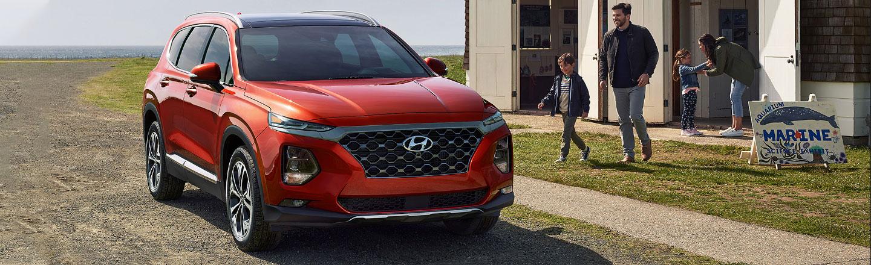 Discover The New 2019 Hyundai Santa Fe At Jim Burke Hyundai