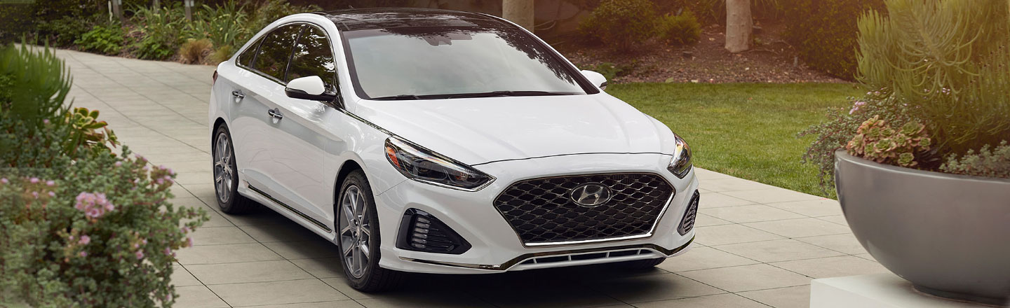 The New 2019 Hyundai Sonata Sedan In Birmingham, Alabama