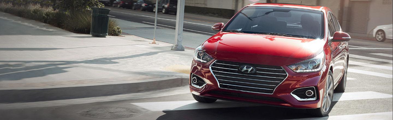 2019 Hyundai Accent Sedan For Sale At Jim Burke Automotive