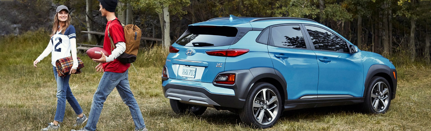 Discover The Updated 2019 Hyundai Kona In Birmingham, Alabama